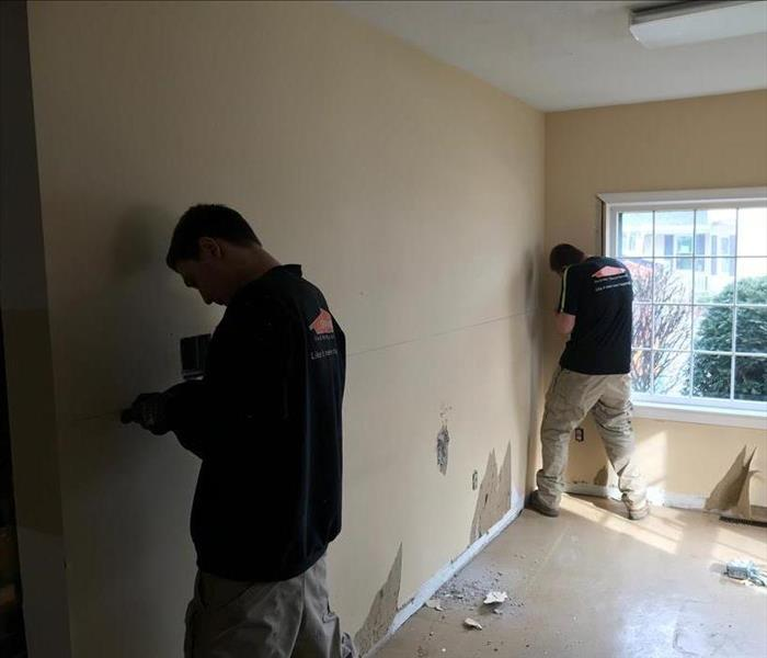 Water Damage Restoration and Recovery in Keene Before