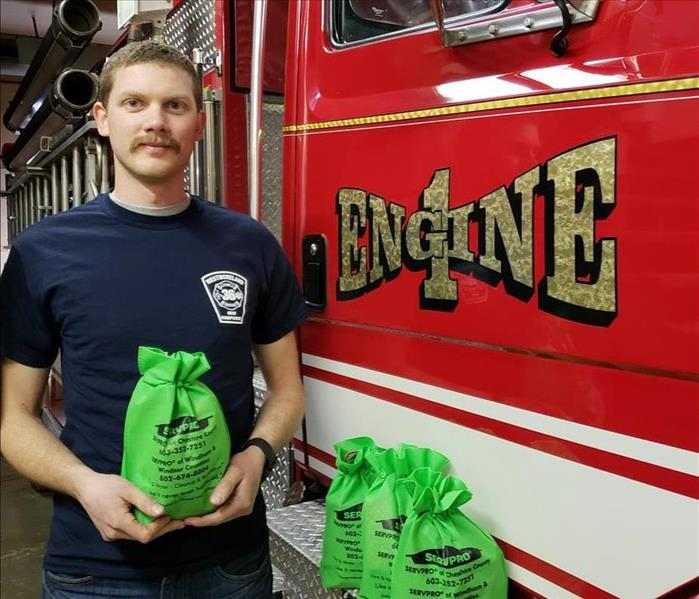Westmoreland Fire Department Care Kits