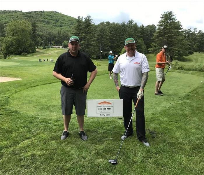 2nd Annual Keene Firefighter Golf Classic