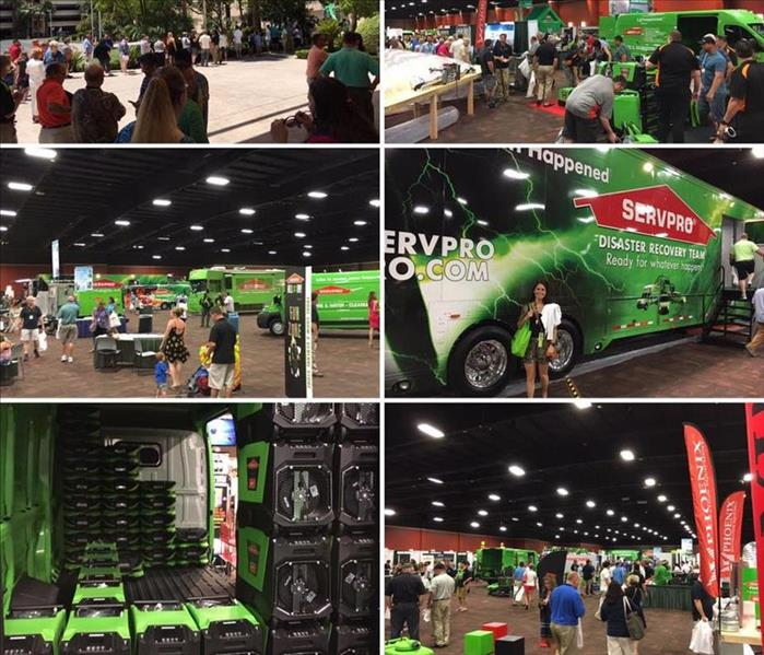 SERVPRO Las Vegas Convention