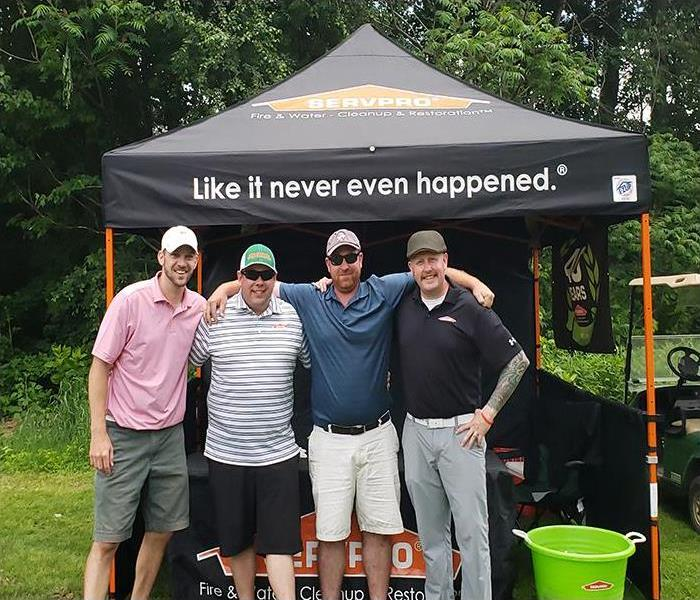The Keene Fireman's Golf Outing