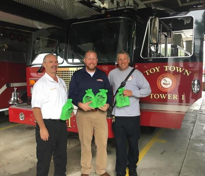 Winchendon Fire Department Care Kits