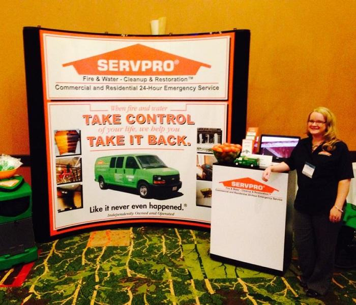 Community SERVPRO of Keene Attends VIAA Conference