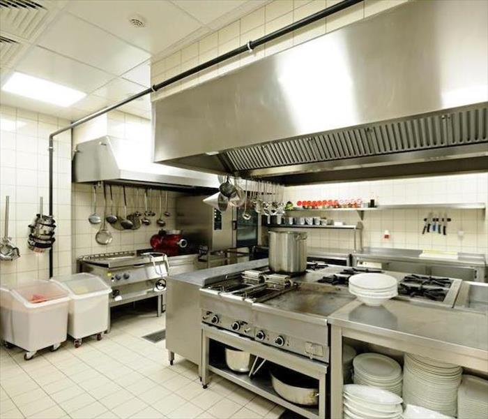 Commercial Timely, Efficient Water Damage Restoration Services For Your Winchester Area Restaurant