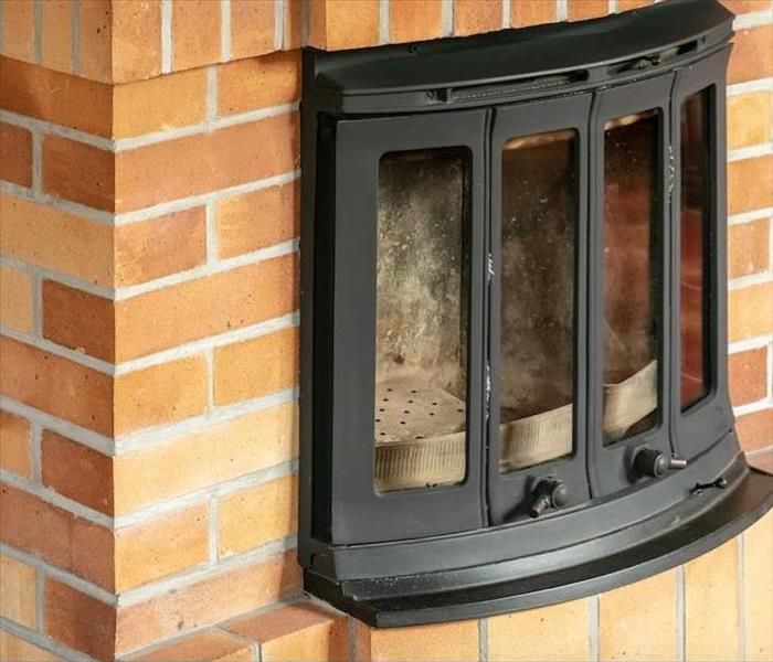 Fire Damage Creosote in Your Dublin Chimney can Cause Fire Damages