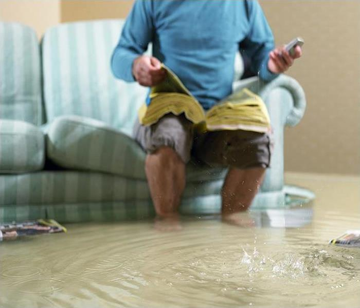 Water Damage Basement, Crawlspace, And Carpet Water Removal In Dublin
