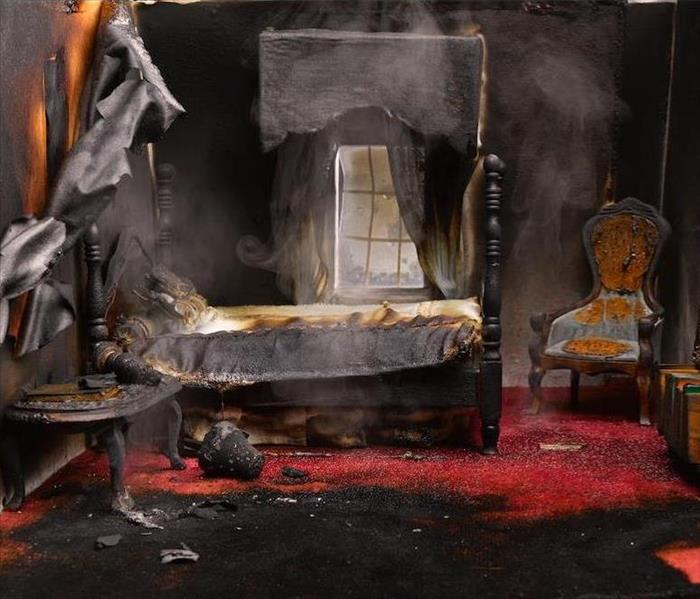 Fire Damage Professional Fire Damage Restoration Services For All Rindge Area Residents