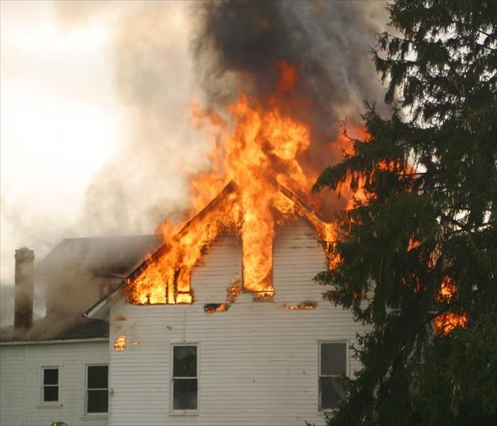 Fire Damage Avoid Obvious Mistakes When Fire Damage Occurs in Your Keene Home