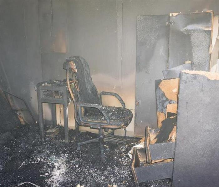 Fire Damage Understanding the Behavior of Smoke Helps in Restoring Your Dublin Home During Fire Damage