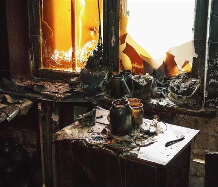 Fire Damage Fire Damage Experts in Jaffrey Talk About Sorting Clean and Claim Items